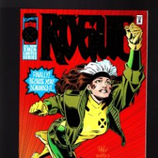 Cómics: ROGUE 1 - MARVEL 1995 VFN+ GOLD FOIL COVER / HOWARD MACKIE & MIKE WIERINGO / PRIMERA SERIE. Lote 181980968