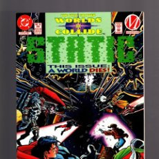 Cómics: STATIC 14 - DC MILESTONE 1994 VFN/NM / WORLDS COLLIDE THE FINAL CHAPTER / SUPERMAN. Lote 182070342