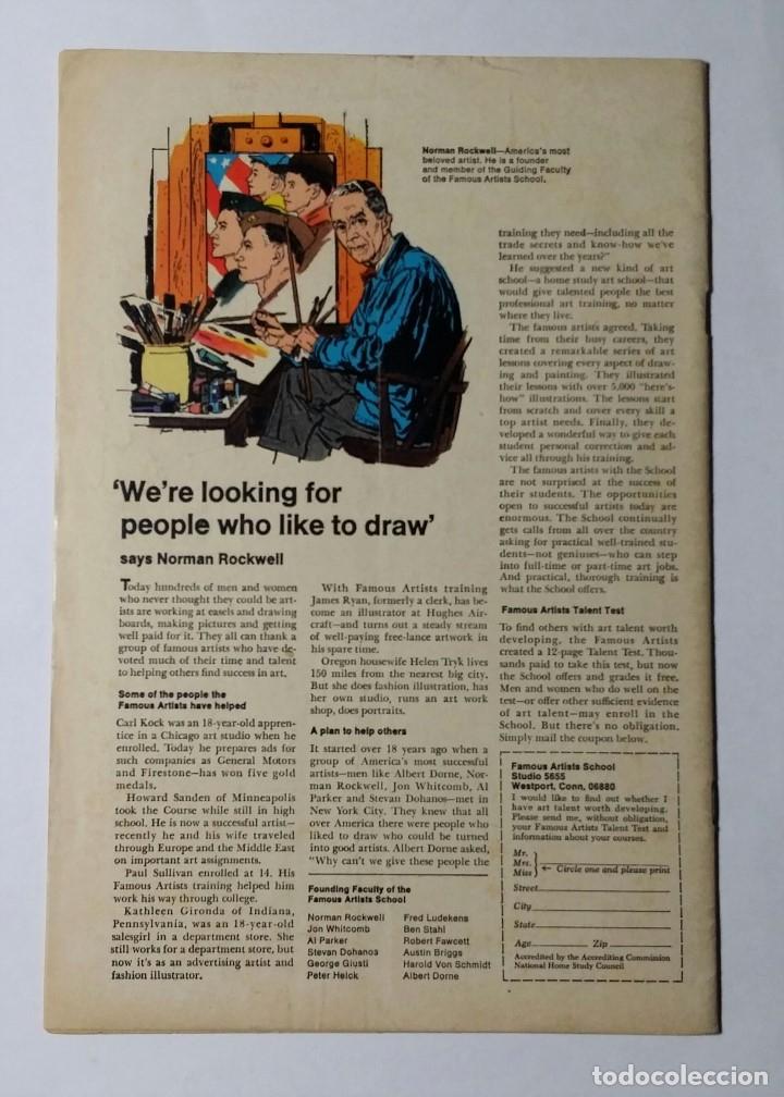 Cómics: EXCEPCIONAL LOTE COMIC USA ESTELA PLATEADA. FANTASTIC FOUR 72 (1968) + SILVER SURFER 1 (1982). - Foto 2 - 137245666