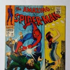 Cómics: EXCEPCIONAL LOTE COMICS SILVER AGE. MUY BUEN / EXCELENTE ESTADO. SPIDERMAN. DR. DOOM. STAN LEE.. Lote 151633342