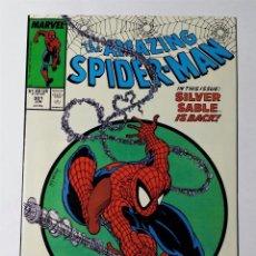Cómics: LOTE COMIC USA AMAZING SPIDER-MAN 301 COMO NUEVO + 157 EXCELENTE ESTADO. COMIC USA SPIDERMAN. MARVEL. Lote 143829590