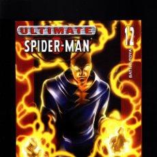 Cómics: ULTIMATE SPIDER-MAN 12 - MARVEL 2001 VFN+ / BENDIS & BAGLEY. Lote 182502125