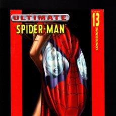 Cómics: ULTIMATE SPIDER-MAN 13 - MARVEL 2001 VFN+ / BENDIS & BAGLEY. Lote 182502280