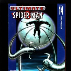 Cómics: ULTIMATE SPIDER-MAN 14 - MARVEL 2001 VFN / BENDIS & BAGLEY. Lote 182502471