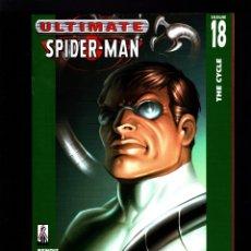 Cómics: ULTIMATE SPIDER-MAN 18 - MARVEL 2002 VFN/NM / BENDIS & BAGLEY. Lote 182502938
