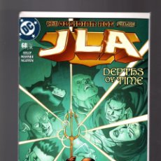 Cómics: JLA JUSTICE LEAGUE 68 - DC 2002 NM / KELLY & MAHNKE. Lote 182567775
