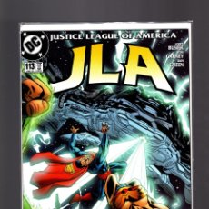Cómics: JLA JUSTICE LEAGUE 113 - DC 2005 NM / KURT BUSIEK & RON GARNEY / VS THE CRIME SYNDICATE /. Lote 182573660
