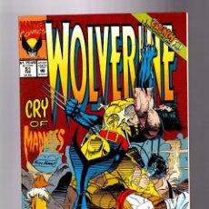 Cómics: WOLVERINE 51 - MARVEL 1992 VFN / HAMA & KUBERT. Lote 182750573