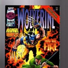 Cómics: WOLVERINE 105 - MARVEL 1996 VFN/NM / HAMA & SEMEIKS / ONSLAUGHT. Lote 182751947