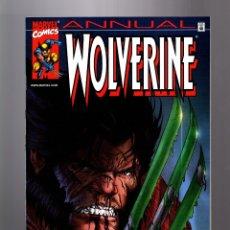 Cómics: WOLVERINE ANNUAL 5 - MARVEL 2000 VFN/NM . Lote 182755955
