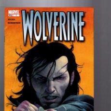Cómics: WOLVERINE 1 - MARVEL 2003 VFN-. Lote 182756426
