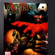 Cómics: WOLVERINE ORIGINS 4 - MARVEL 2006 VFN/NM / WAY & DILLON / CAPTAIN AMERICA. Lote 182821951