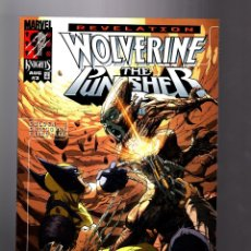 Cómics: WOLVERINE PUNISHER REVELATION 3 - MARVEL KNIGHTS 1999 VFN/NM. Lote 182822723
