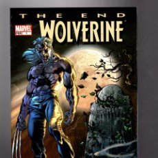Cómics: WOLVERINE THE END 1 AL 6 COMPLETA - MARVEL 2004 VFN/NM / JENKINS & CASTELLINI. Lote 182824296