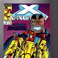 Cómics: X-FACTOR 19 - MARVEL 1987 FN / WALTER SIMONSON / 1ST FULL HORSEMEN OF APOCALYPSE. Lote 182832808