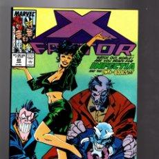 Cómics: X-FACTOR 29 - MARVEL 1988 VFN/NM / WALTER SIMONSON / 1ST INFECTIA. Lote 216707541