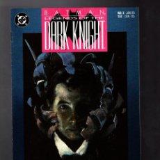 Cómics: BATMAN LEGENDS OF THE DARK KNIGHT 3 - DC 1990 VFN / SHAMAN / O'NEIL & HANNIGAN. Lote 183257603