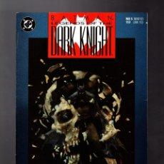 Cómics: BATMAN LEGENDS OF THE DARK KNIGHT 5 - DC 1990 VFN / SHAMAN / O'NEIL & HANNIGAN. Lote 183257966