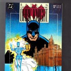 Cómics: BATMAN LEGENDS OF THE DARK KNIGHT 8 - DC 1990 VFN / GOTHIC / GRANT MORRISON & KLAUS JANSON. Lote 183258761