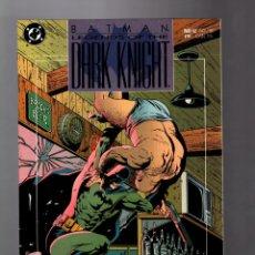 Cómics: BATMAN LEGENDS OF THE DARK KNIGHT 12 - DC 1990 VFN+ / PREY / DOUG MOENCH & PAUL GULACY. Lote 183259577