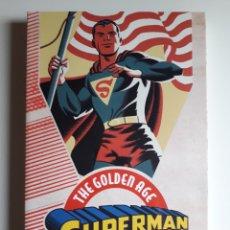 Cómics: SUPERMAN THE GOLDEN AGE. VOLUMEN 1 390PAG ¡NUEVO!. Lote 183541555