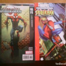 Cómics: ULTIMATE SPIDERMAN. COLECCIÓN COMPLETA. 1 AL 133 + 2 ANNUALS.. Lote 183835980