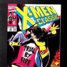 Cómics: X-MEN CLASSIC 72 ( UNCANNY X-MEN 168 ) MARVEL 1992 VFN/NM. Lote 183901987