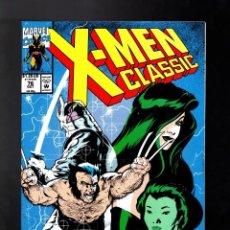 Cómics: X-MEN CLASSIC 76 ( UNCANNY X-MEN 172 ) MARVEL 1992 VFN/NM. Lote 183902551