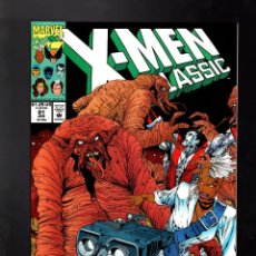 Cómics: X-MEN CLASSIC 91 ( UNCANNY X-MEN 187 ) MARVEL 1994 VFN/NM. Lote 183903836