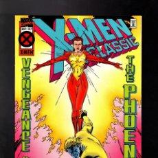 Cómics: X-MEN CLASSIC 107 ( UNCANNY X-MEN 203 ) MARVEL 1995 VFN/NM. Lote 183906287