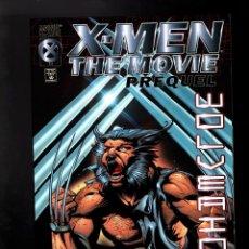 Cómics: X-MEN THE MOVIE PREQUEL WOLVERINE - MARVEL 2000 VFN/NM PRESTIGE. Lote 183917938