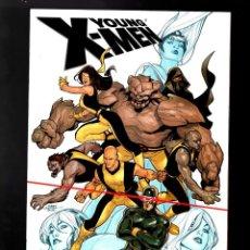 Cómics: YOUNG X-MEN 1 - MARVEL 2008 VFN/NM . Lote 183924522