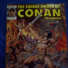 Cómics: THE SAVAGE SWORD OF CONAN THE BARBARIAN Nº 151 AUG 1988 A MARVEL MAGAZINE. Lote 184024715