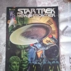 Cómics: STAR TREK NEW FRONTIER DOUBLE TIME. Lote 184032848
