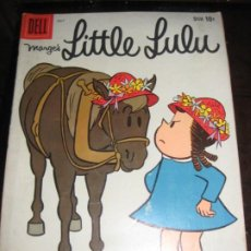 Cómics: COMIC LA PEQUEÑA LULU .EN INGLES LITTLE LULU ED DELL . Nº 145 AÑO 1960 NEW YORK . Lote 184389687