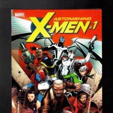 Cómics: ASTONISHING X-MEN 1 - MARVEL 2017 VFN/NM. Lote 184524670