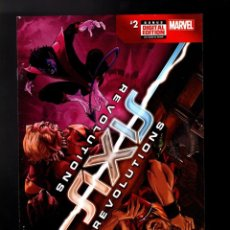 Cómics: AVENGERS AND X-MEN AXIS REVOLUTIONS 2 - MARVEL 2015 VFN. Lote 184716031