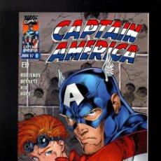 Cómics: CAPTAIN AMERICA 8 VOL 2 / 462 - MARVEL HEROES REBORN 1997 VFN/NM / JIM LEE COVER. Lote 185075510