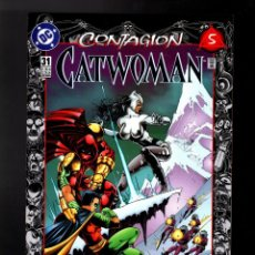 Cómics: CATWOMAN 31 - DC 1996 VFN/NM / CONTAGION / CHUCK DIXON & JIM BALENT. Lote 185100740