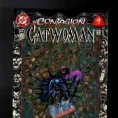 Cómics: CATWOMAN 32 - DC 1996 VFN/NM / CONTAGION / CHUCK DIXON & JIM BALENT. Lote 185102503