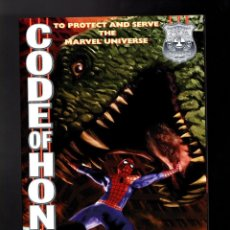 Cómics: CODE OF HONOR 1 - MARVEL 1997 VFN/NM PRESTIGE. Lote 185692297