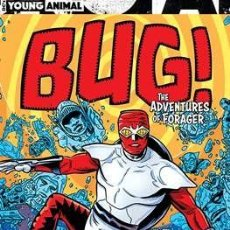 Comics: BUG! THE ADVENTURES OF FORAGER - DC COMICS LEE MIKE Y LAURA ALLRED. Lote 186134012