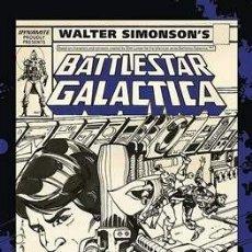 Cómics: WALTER SIMONSON BATTLESTAR GALACTICA ARTIST EDITION - IDW - . Lote 186134147