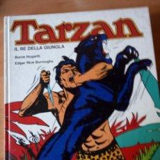 Cómics: TARZAN IL RE DE LA GIUNGLA. Lote 186212277