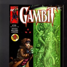 Cómics: GAMBIT 13 - MARVEL 2000 NM / NICIEZA & WILLIANS. Lote 186299011