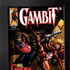 Cómics: GAMBIT 14 - MARVEL 2000 NM / NICIEZA & WILLIAMS. Lote 186299177