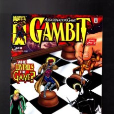 Cómics: GAMBIT 18 - MARVEL 2000 NM / NICIEZA & PAQUETTE / STARLIN COVER / DEADPOOL. Lote 186300168