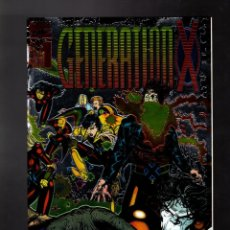Cómics: GENERATION-X 1 - MARVEL 1994 NM GIANT SIZE CHROMIUM COVER. Lote 186301481