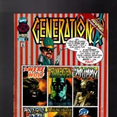 Cómics: GENERATION-X 17 - MARVEL 1996 NM / STAN LEE APPEARANCE. Lote 186303098