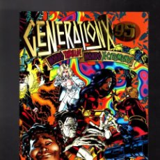 Cómics: GENERATION-X ANNUAL 1 - MARVEL 1995 NM / VS THE HELLFIRE CLUB. Lote 186303591